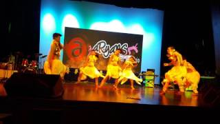 Aryans dance studio mangalore  bolly wood contemporary