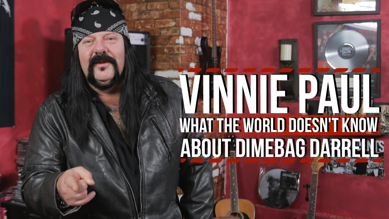 Vinnie Paul Wiki