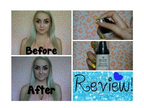 Revlon Photoready Primer First Impressions & Review!