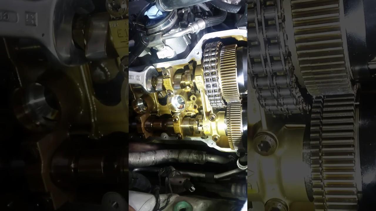 Bmw M3 V8 Vanos Problem Youtube