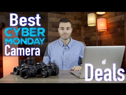 Best Cyber Monday Camera Deals 2018 Youtube