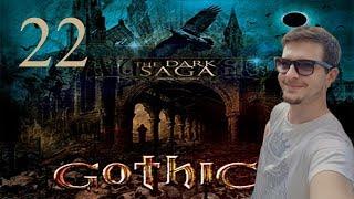 22#GOTHIC II NK - The Dark Saga - DOSTAWA NOWYCH GÓRNIKÓW! OBÓZ PIRATÓW!