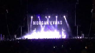 "Morgan Evans ""Kiss Somebody"""