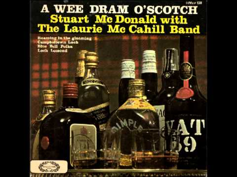 Roaming In The Gloaming - Stuart McDonald with The Laurie Mc Cahill Band