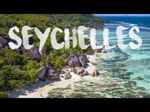 SEYCHELLES | SEYCHELLEN, La Digue, Mahé, Praslin | Best Beaches 4K by thedronebook