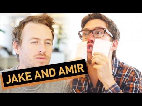 Jake and Amir / DJ Business