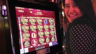 50 DRAGONS | Aristocrat -  Min Bet Big Win! Slot Machine Line Hit