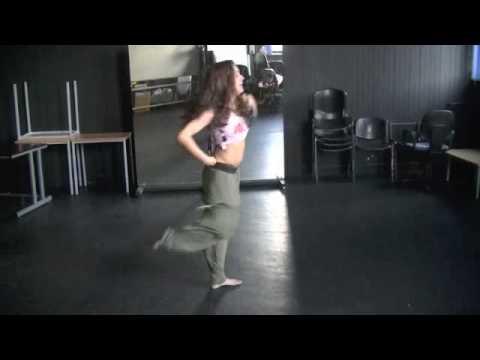 Eletricat - Caboblinho Choreography (part 1)