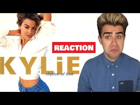 Kylie Minogue - Rhythm Of Love / Album (REACTION) from YouTube · Duration:  29 minutes 3 seconds