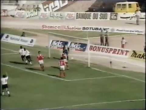 Tunisia 1-1 England (1990)