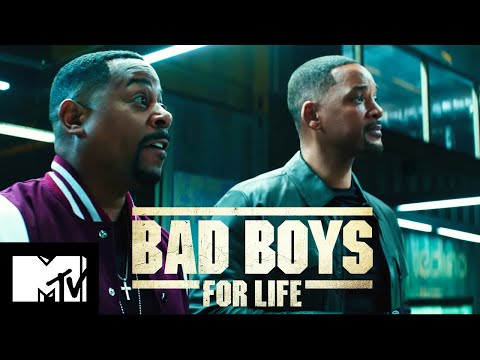 Bad Boys For Life - Official Trailer   MTV Movies