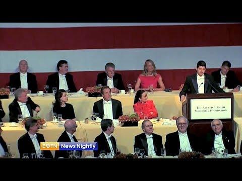 Al Smith Dinner- ENN 2017-10-20