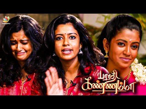 வெள்ளையா இருந்தாதான் Heroine ஆக முடியும் : Bharathi Kannamma Roshini Interview I Vijay TV Serial