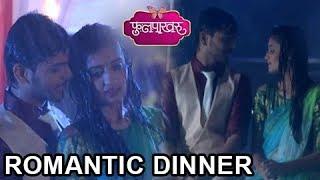Phulpakharu Episode Update | Romantic Dinner of Manas & Vaidehi | Zee Yuva
