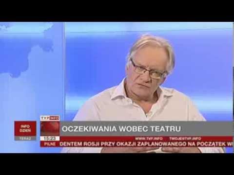 Andrzej Seweryn o polskim i francuskim teatrze (Rozmowa dnia, 07.08.2013)