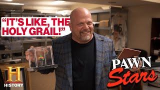 Pawn Stars: HOLY GRAIL DISCOVERIES *Part 2* (4 More Shocking Big $$$ Items) | History