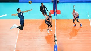 Where is the Block !? Attacks On an Empty Volleyball Net (HD)