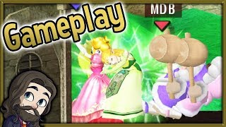 Super Smash Bros Melee - Online Multiplayer Gameplay