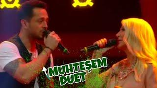 Murat Boz ve Seda Sayan Düet Yaptı | O Ses Türkiye