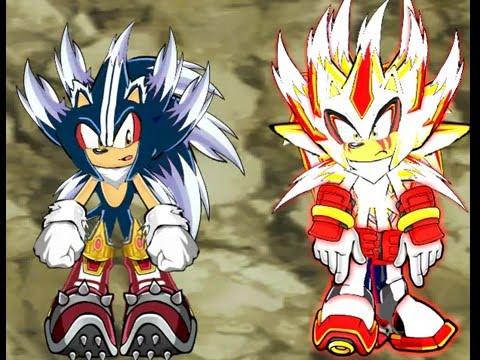 Super Sonic X Universe OVA 7 TRAILER  YouTube