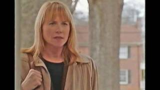 Actress Amy Madigan as Journalist Amy Hill Hearth