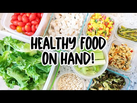 🥗 THE BEST MEALS TO HAVE ON HAND IN 2021! 🍽 HEALTHY MEAL PREP ⭐ VLOGMAS 2020 DAY 25