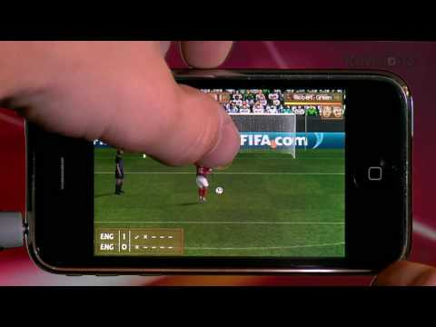 The  2010 FIFA World Cup iPhone App!  Full   AppJudgment