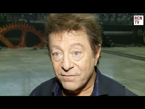 Jeff Wayne Interview - The War of the Worlds Musical