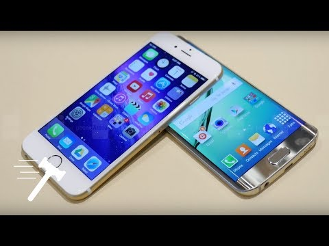 Samsung v. Apple (Smartphone Patent Wars)