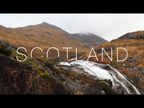 Scotland 2017 | One Week in Winter