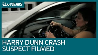 Exclusive: Harry Dunn crash suspect Anne Sacoolas filmed for first time since US return | ITV News
