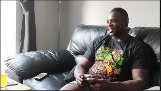 'SHANKED HIM!'' - DILLIAN WHYTE HAS SOME DOWN TIME AS HE PLAYS HITMAN ON THE XBOX / iFL TV