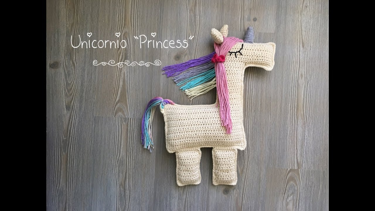 Crochet Pocket Unicorn Amigurumi Free Patterns | Patrones ... | 720x1280