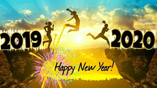 Happy New Year 2020 Goodbye 2019 Welcome New Year 2020 Wishes Greetings Message