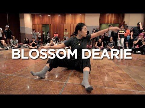 Jerri Coo | Blossom Dearie - @Ravyn Lenae | WSKM 2017