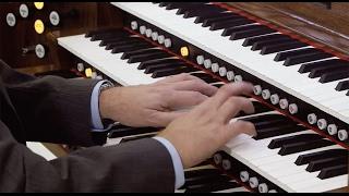 Fugue in A Minor - Johann Sebastian Bach.