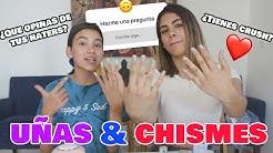 PONIÉNDONOS UÑAS Y ECHANDO CHISMES | Ana Emilia VIDA