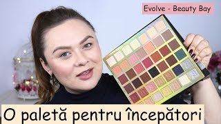 Cea mai bună paletă pentru începători | Evolve - Beauty Bay