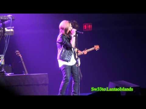 Charice Hawaii Infinity Tour Nov 3, 2012- In Love So Deep