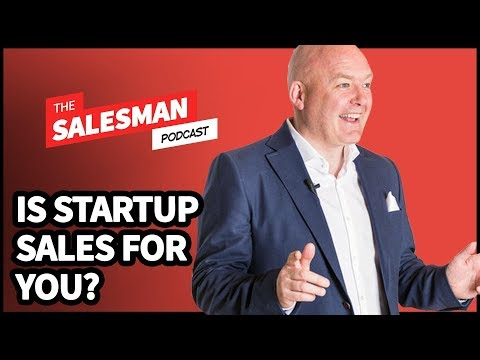 Being The First Sales Person In A New Company With Vinnie Lynch / Salesman Podcast