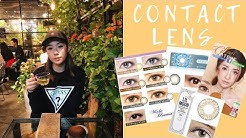 CONTACT LENS YOU NEED TO KNOW !!