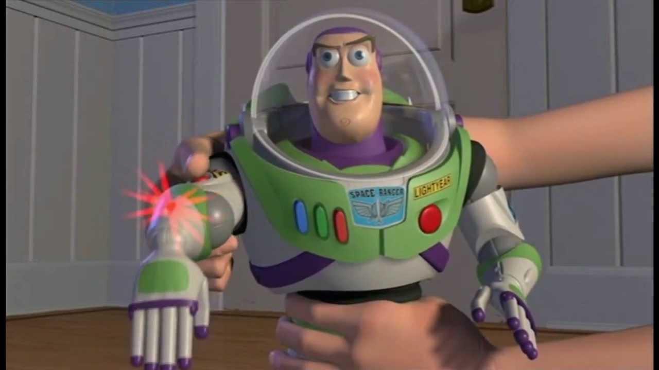 Toy Story Cuda HD