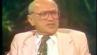 Milton Friedman greed / chciwość. Napisy PL