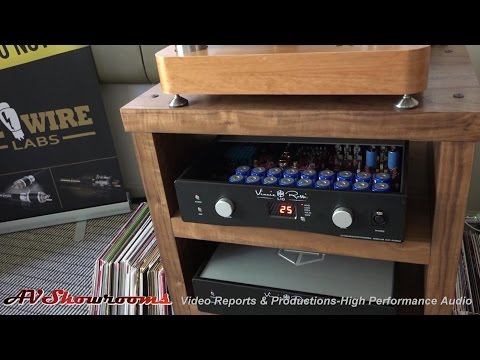 Vinnie Rossi LIO, Volti Audio, Greg Roberts, Triode Wire Labs, Peter Grzybowski, NY Audio Show 2015