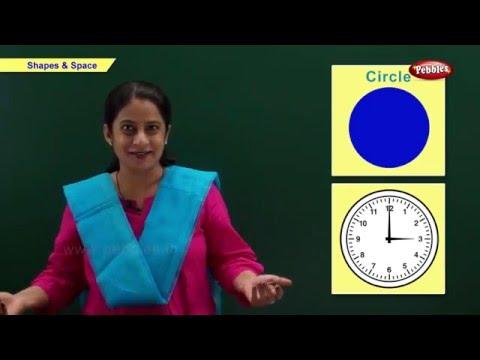 CBSE Class 1 Maths | CBSE Maths Chapter 1 - Shapes & Space | NCERT | CBSE Syllabus | Maths - Grade 1
