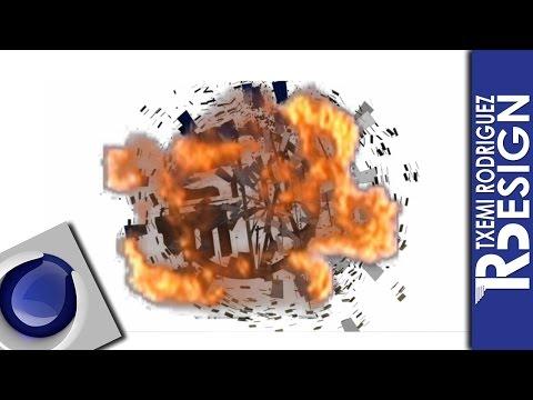 CINEMA 4D: Animación de Escudo Deportivo