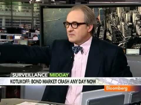 Kotlikoff Forecasts `Bond Market Crash