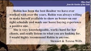 client testamonials for realtor robin searle