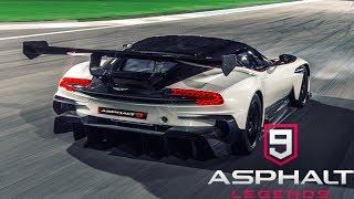 Action Car Racing Game Asphalt 9 - Play Online Racing Games 2018