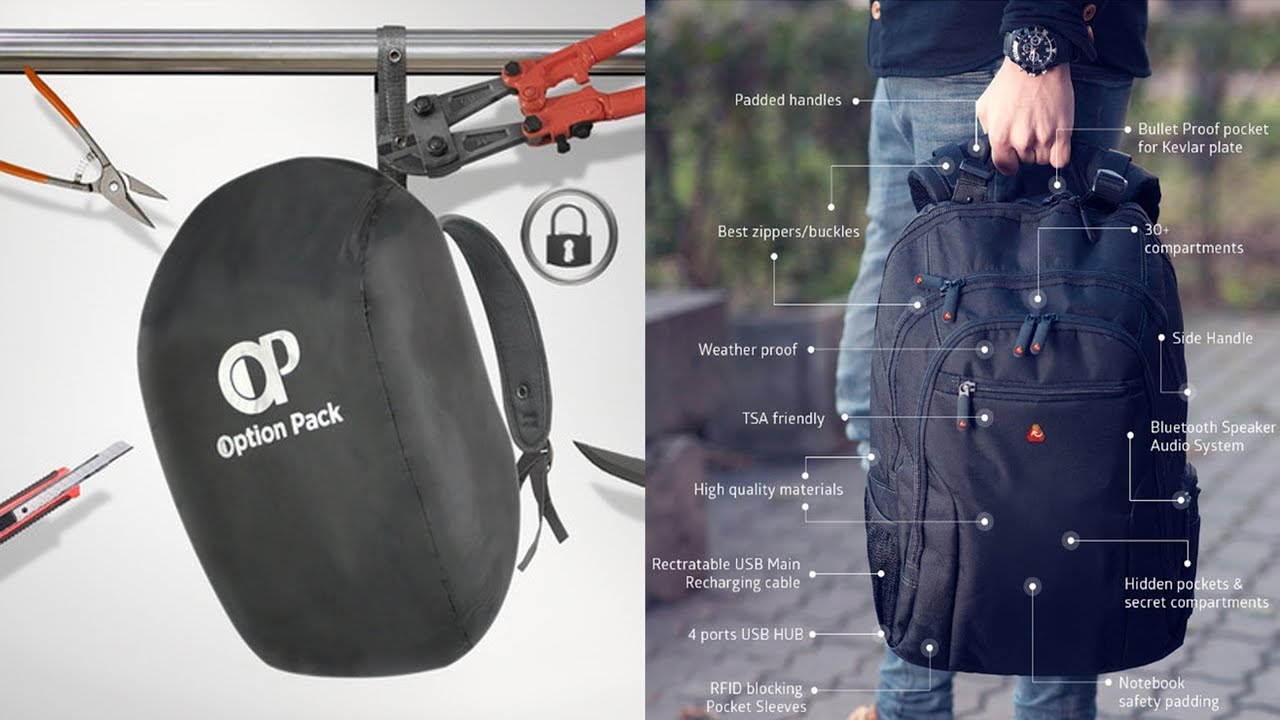 5 Best Backpacks Travel Bags You Will Intend To 02